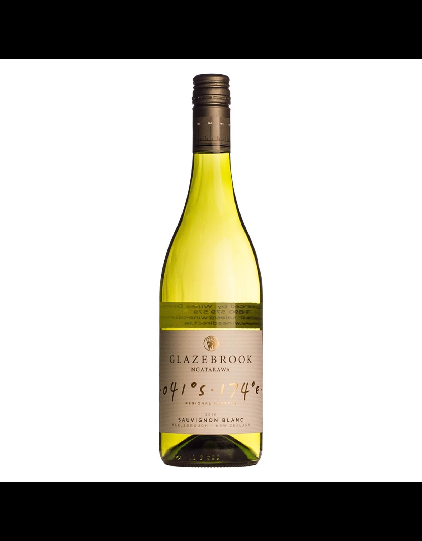 White Wine 2019, Glazebrook Ngatarawa 041S 174E Reserve, Sauvignon Blanc, Marlborough, Marlborough, New Zealand, 13.0% Alc, CTnr, TW92