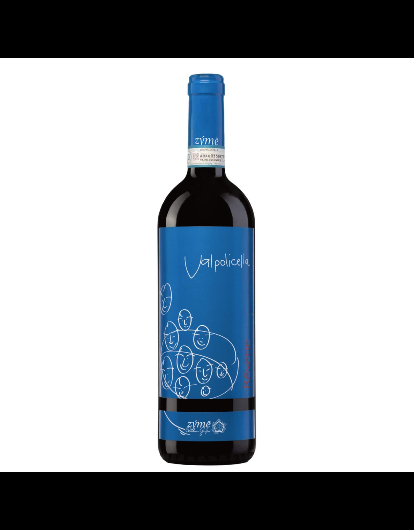 Red Wine 2016, Zyme Valpolicella DOG Reverie, Red Blend, Valpolicella, Veneto, Italy, 11.5% Alc, CT