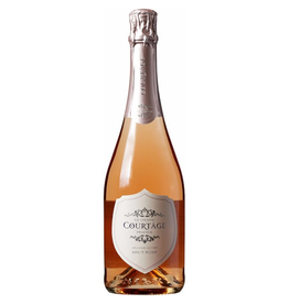 Sparkling Wine NV, Le Grand Courtage Rose Brut, Sparkling Rose