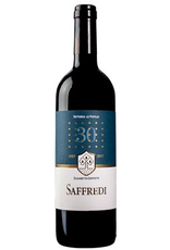 Red Wine 2017, Safredi Fattoria Le Pupille 30th Aniversary, Super Tuscan, Tipica, Tuscany, Italy, 14.5% Alc, RP97