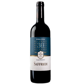 Red Wine 2017, Safredi 30th Aniversary, Toscana Rosso