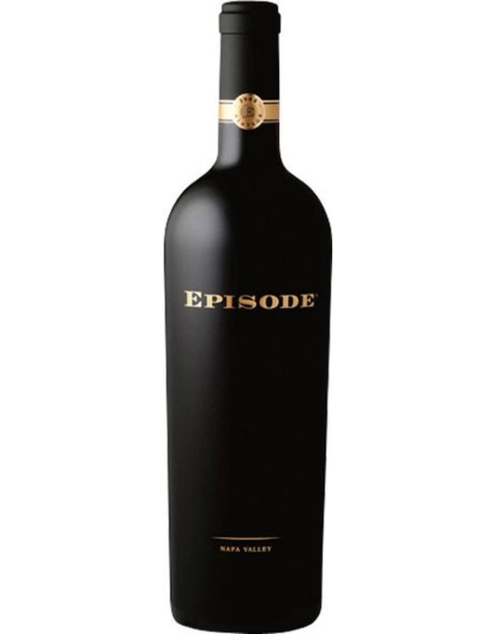 Red Wine 2007, EPISODE by Terlato Vineyards, Red Bordeaux Blend, Rutherford, Napa Valley, California, 14.4% Alc, TW97