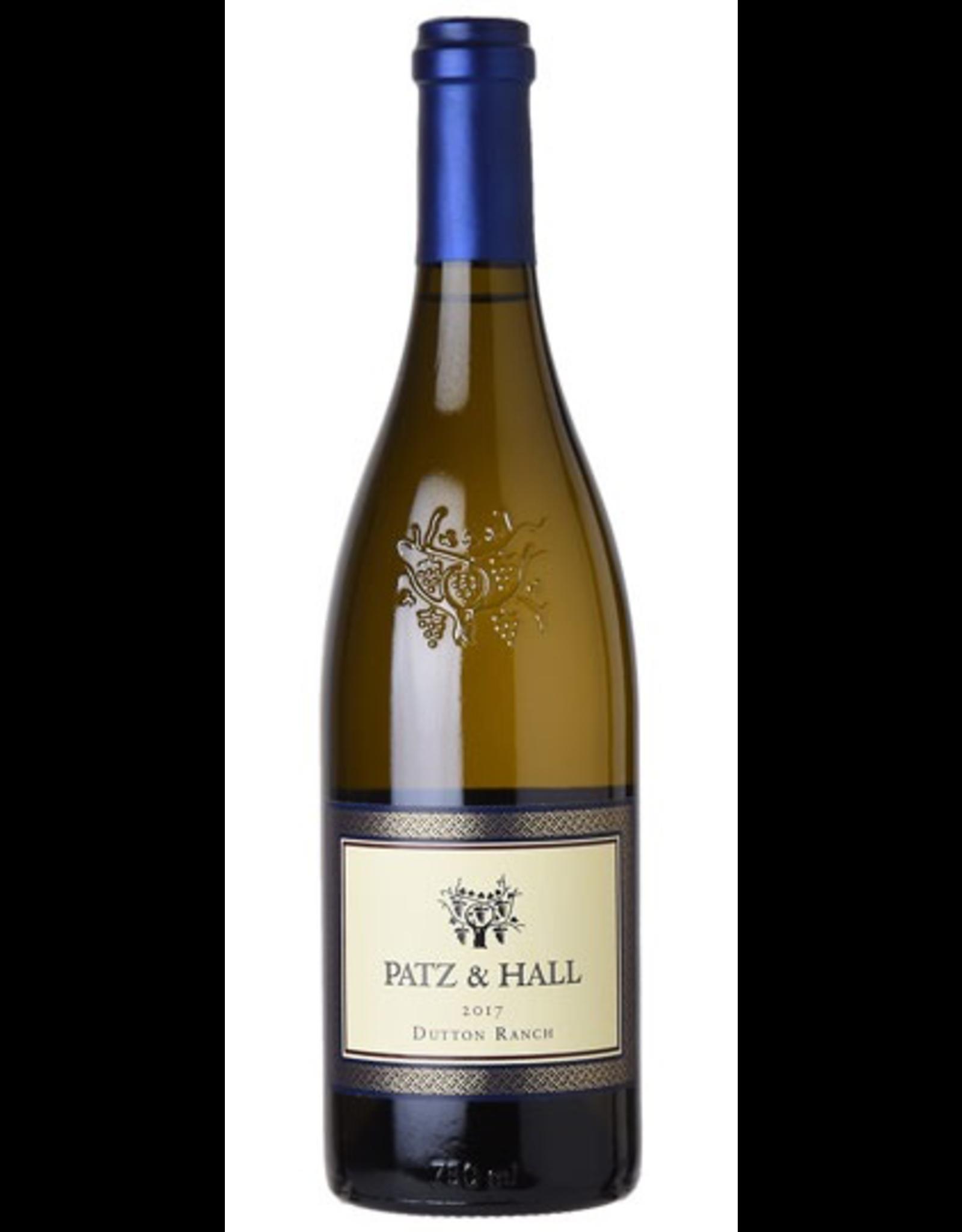 White Wine 2017, Patz & Hall Dutton Ranch, Chardonnay, Russian River Valley, Sonoma County, California, 14.2% Alc, CTnr, RP92