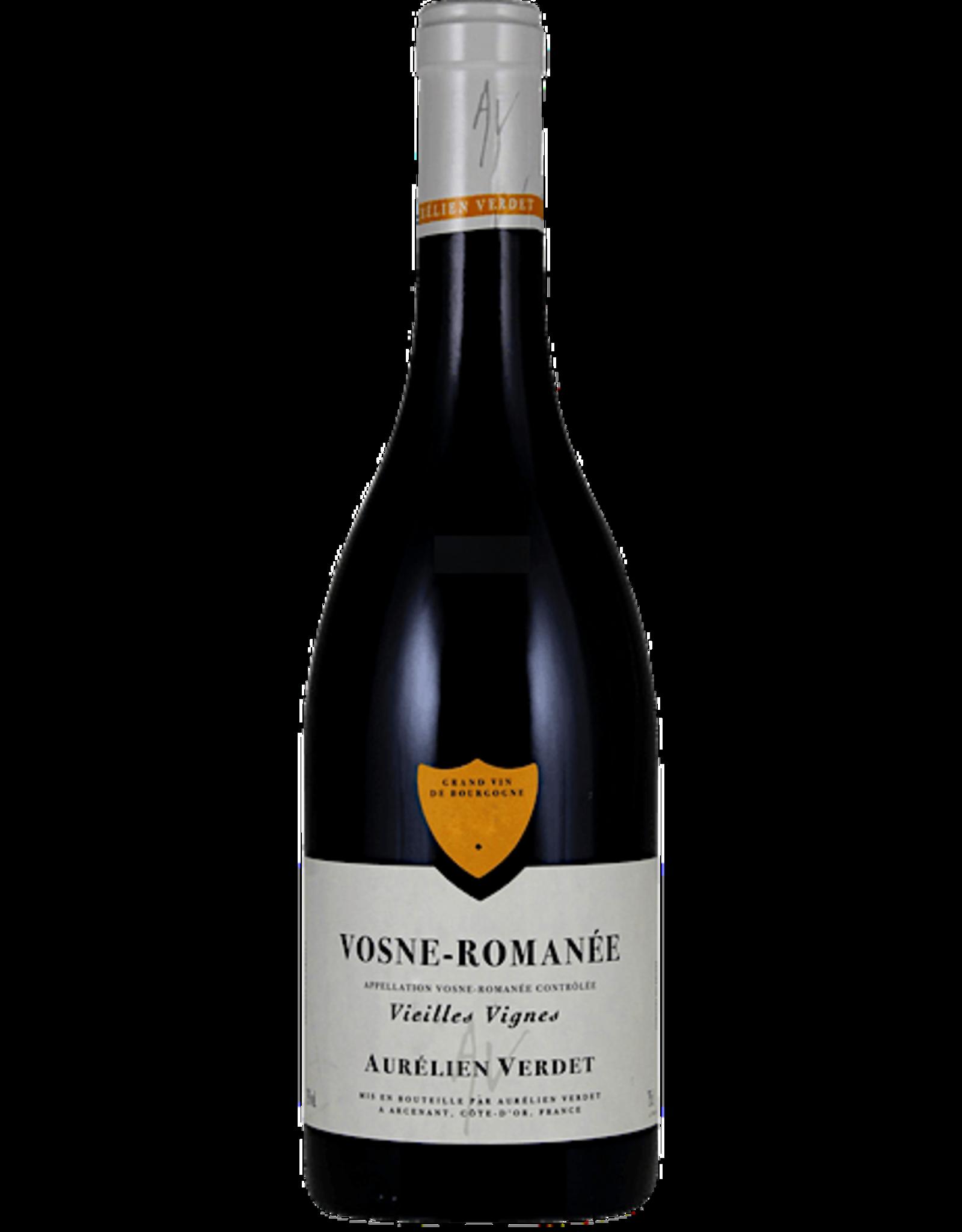 Red Wine 2016, Aurelien Verdet Vosne-Romanee, Pinot Noir, Cote de Beaune, Burgundy, France, 13% Alc, CT91 WS93