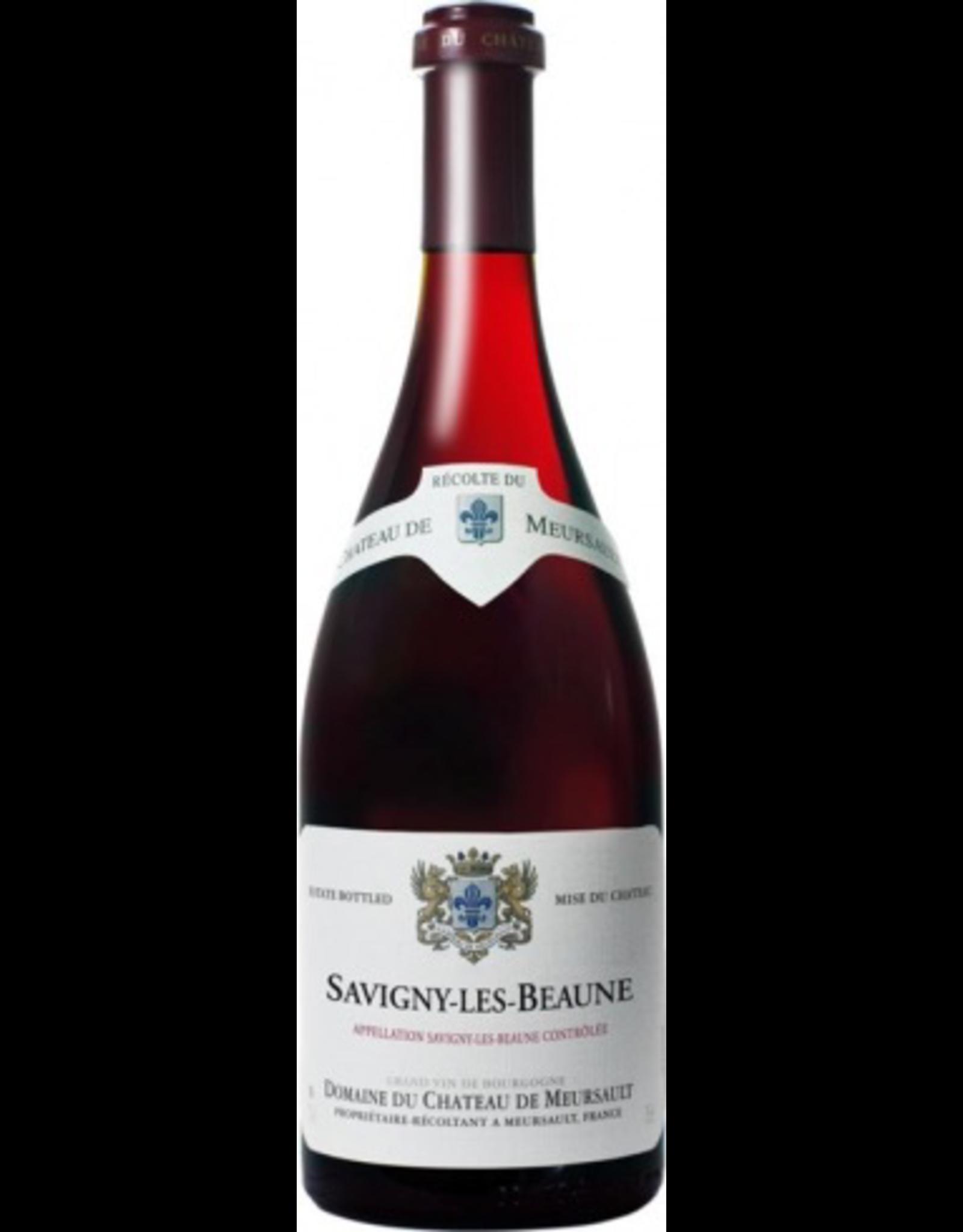 Red Wine 2016, Chateau De Meursault Savigny-Les-Beaune, Pinot Noir, Savigny-les-Beaune, Cote-d'Or,  France, 14% Alc, TW93
