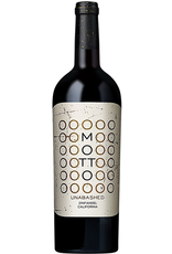 Red Wine 2017, Motto Unabashed, Zinfandel, Multi-regional Blend, Mutliple AVA, California, 15.5% Alc, CTnr, TW89