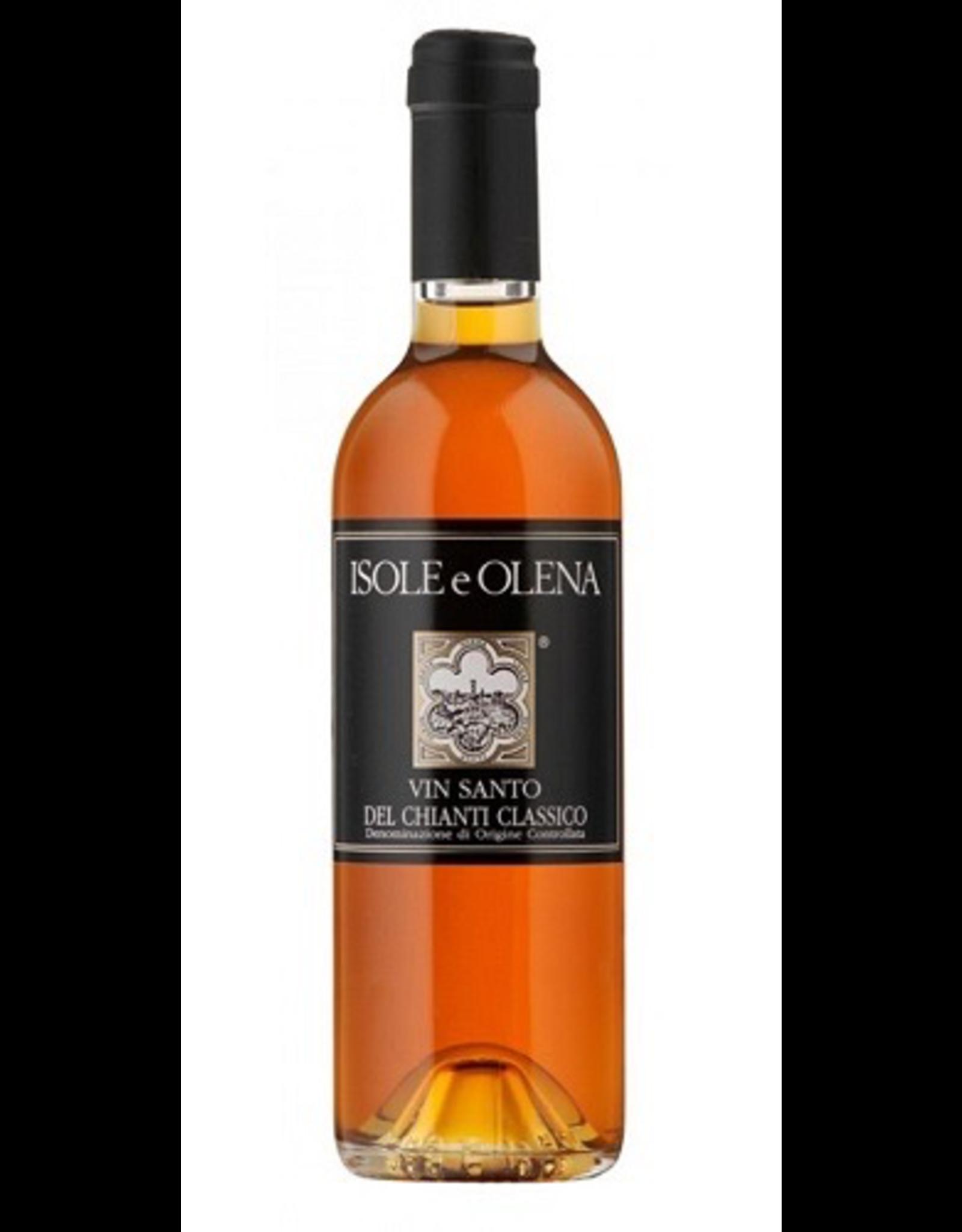 White Wine 2009, Isole e Olena Vin Santo Chianti Classico 375ml, White Wine, Barberino Val D'Elsa, Tuscany, Italy, 13.0% Alc, RP95