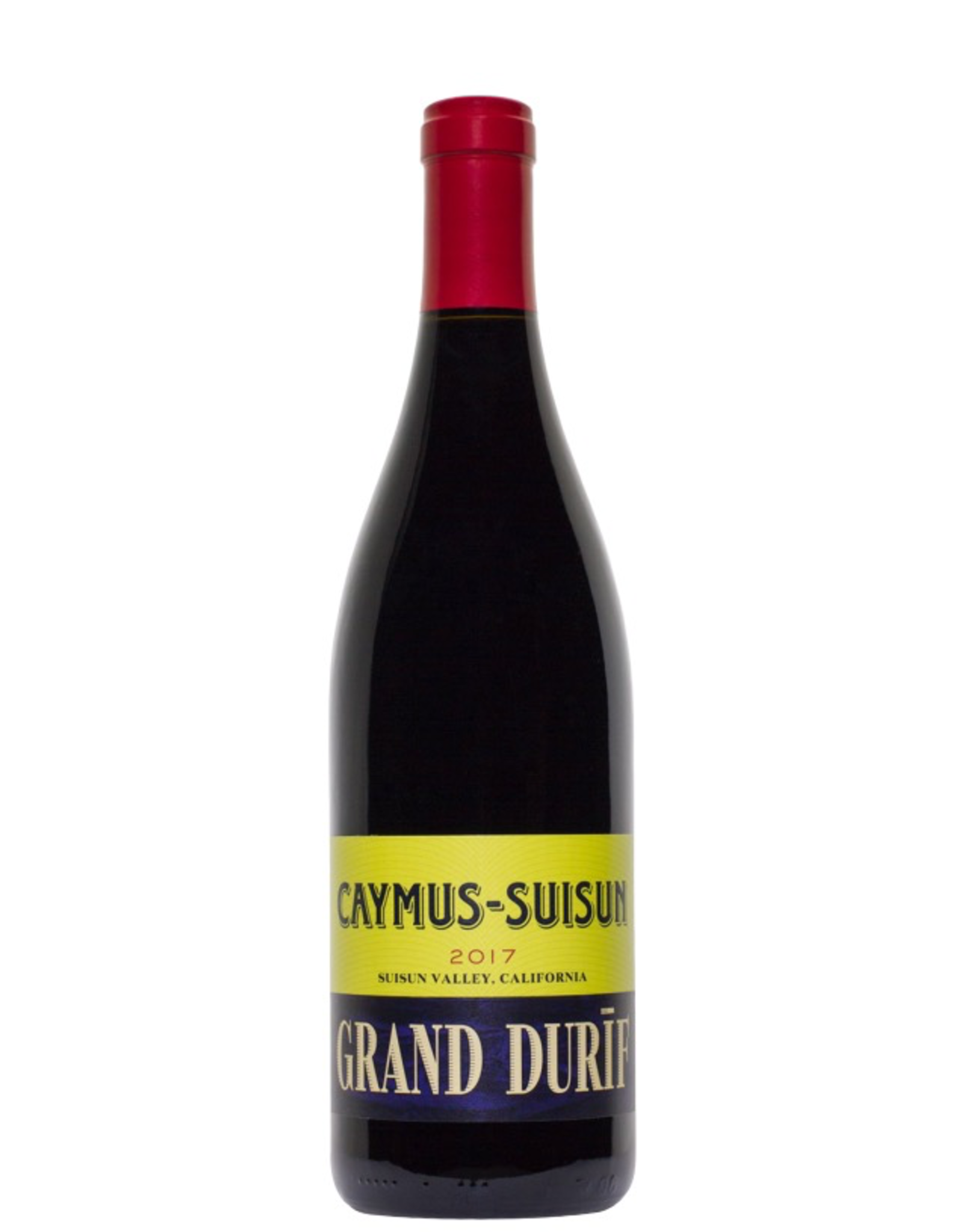 Red Wine 2017, 1.5L Caymus-Suisun Magnum, Petite Sirah, Suisun Valley, Suisun Valley, California, 14.6% Alc, CT