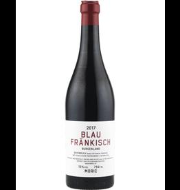 Red Wine 2017, Moric, Blaufrankisch