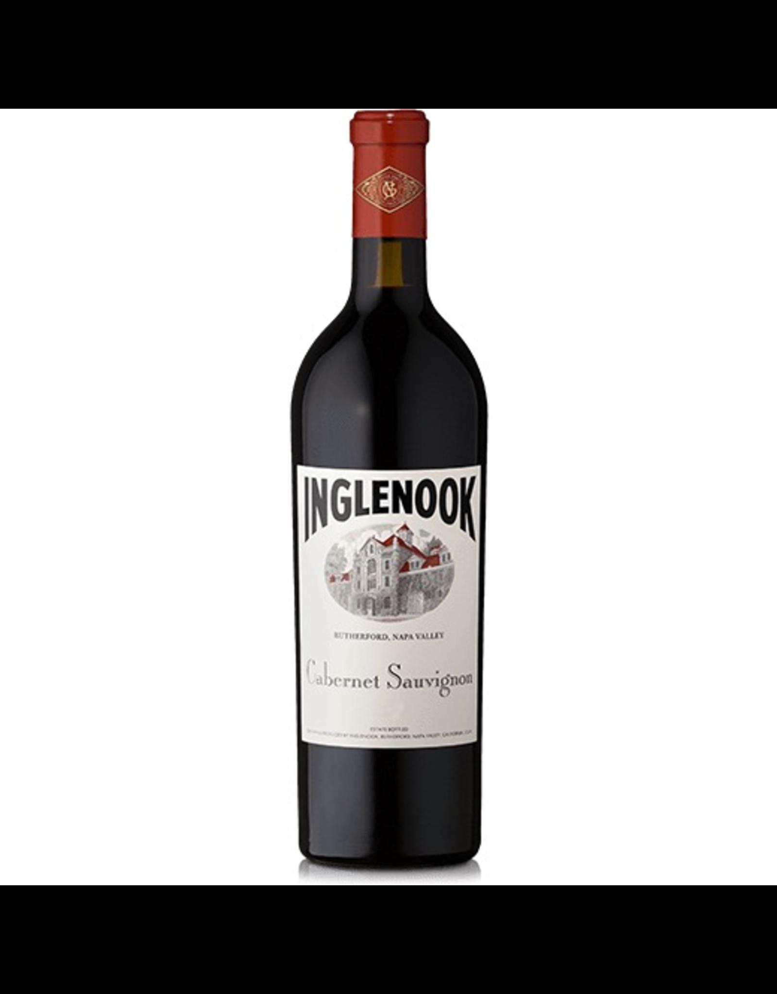 Red Wine 2015, Inglenook, Cabernet Sauvignon, Rutherford, Napa Valley, California, 14.2% Alc, JS94