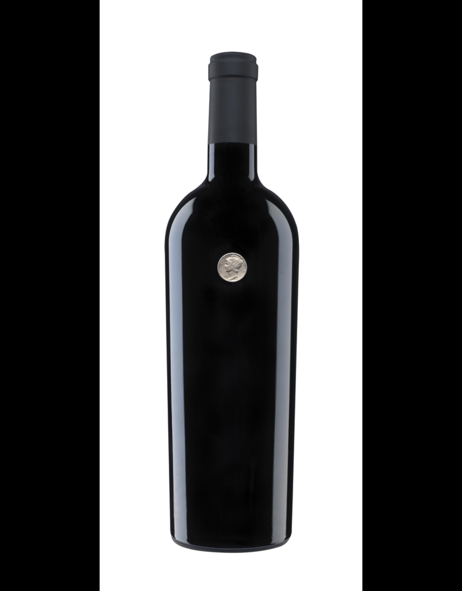 Red Wine 2017, Orin Swift Mercury Head, Cabernet Sauvignon, Multi-Regional Blend, Napa, California, 15.5% Alc, CTnr