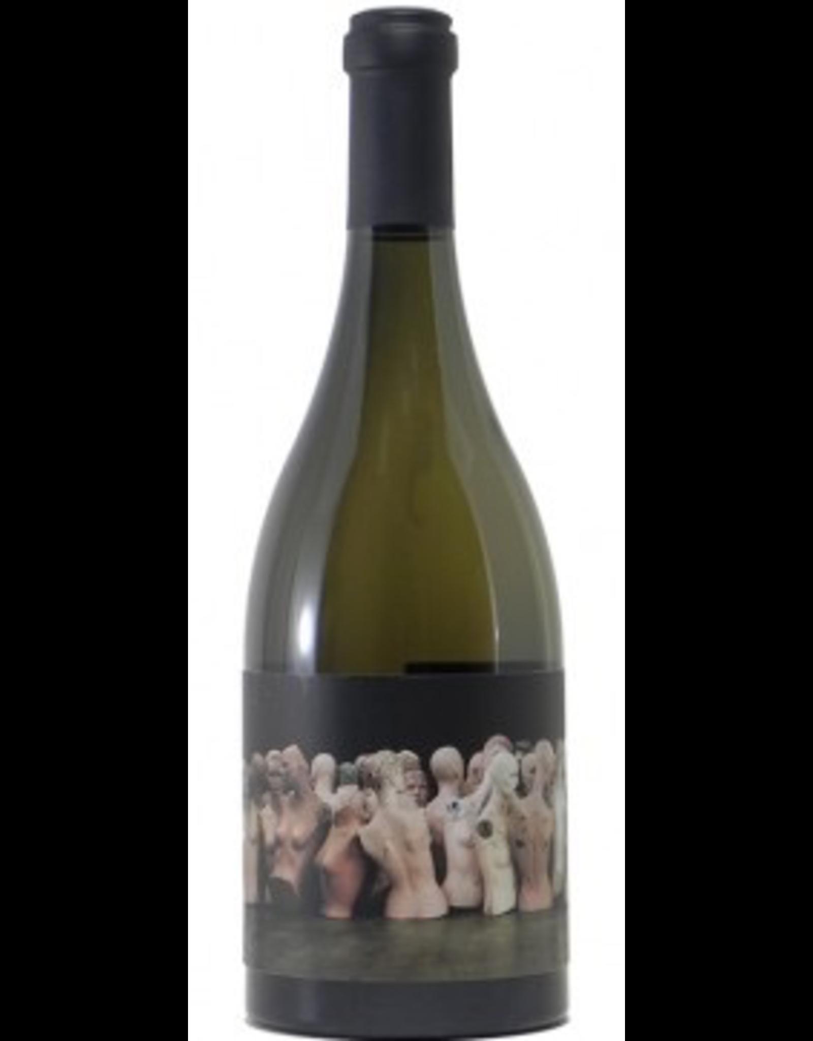 White Wine 2018, Orin Swift Mannequin, Chardonnay Blend, Rutherford, Napa Valley, California, 15.5% Alc, CTnr