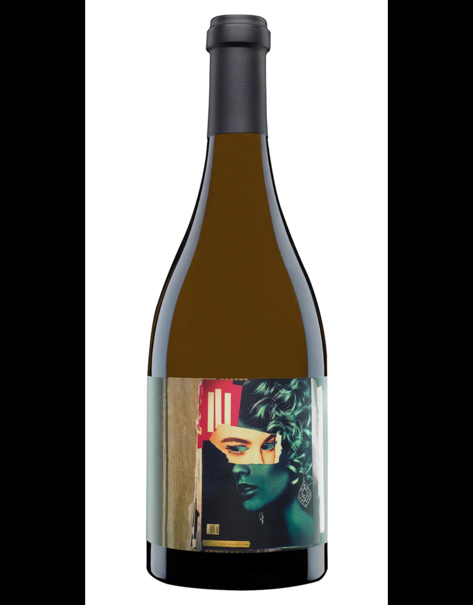 White Wine 2019, Orin Swift Blank Stare, Sauvignon Blanc, Multi-regional Blend, Napa Valley, California,14.5% Alc, CTnr