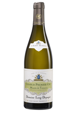 White Wine 2017, Albert Bichot Domaine Long-Depaquit Montee de Tonnerre Premier Cru, Chardonnay, Chablis, Burgundy, France, 13% Alc, CTnr, TW94