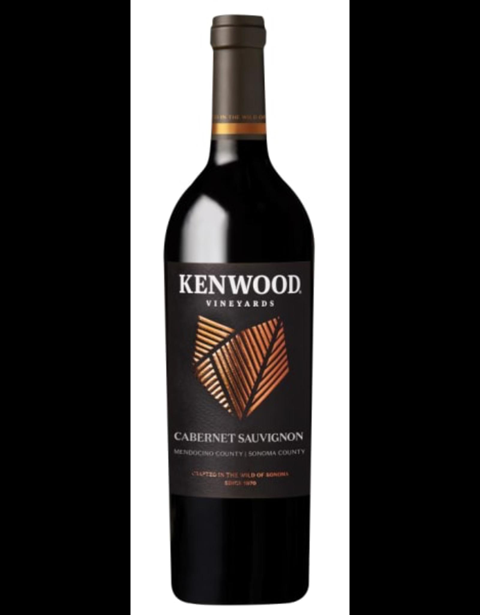Red Wine 2014, Kenwood Sonoma | Mendocino, Cabernet Sauvignon, Multi AVA, Multi AVA, California, 14.8% Alc, CT