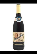 Red Wine 2015, Virginia Dare by Coppola, Pinot Noir, Russian River Valley, Sonoma County, California, 13.5% Alc, CTnr, TW90