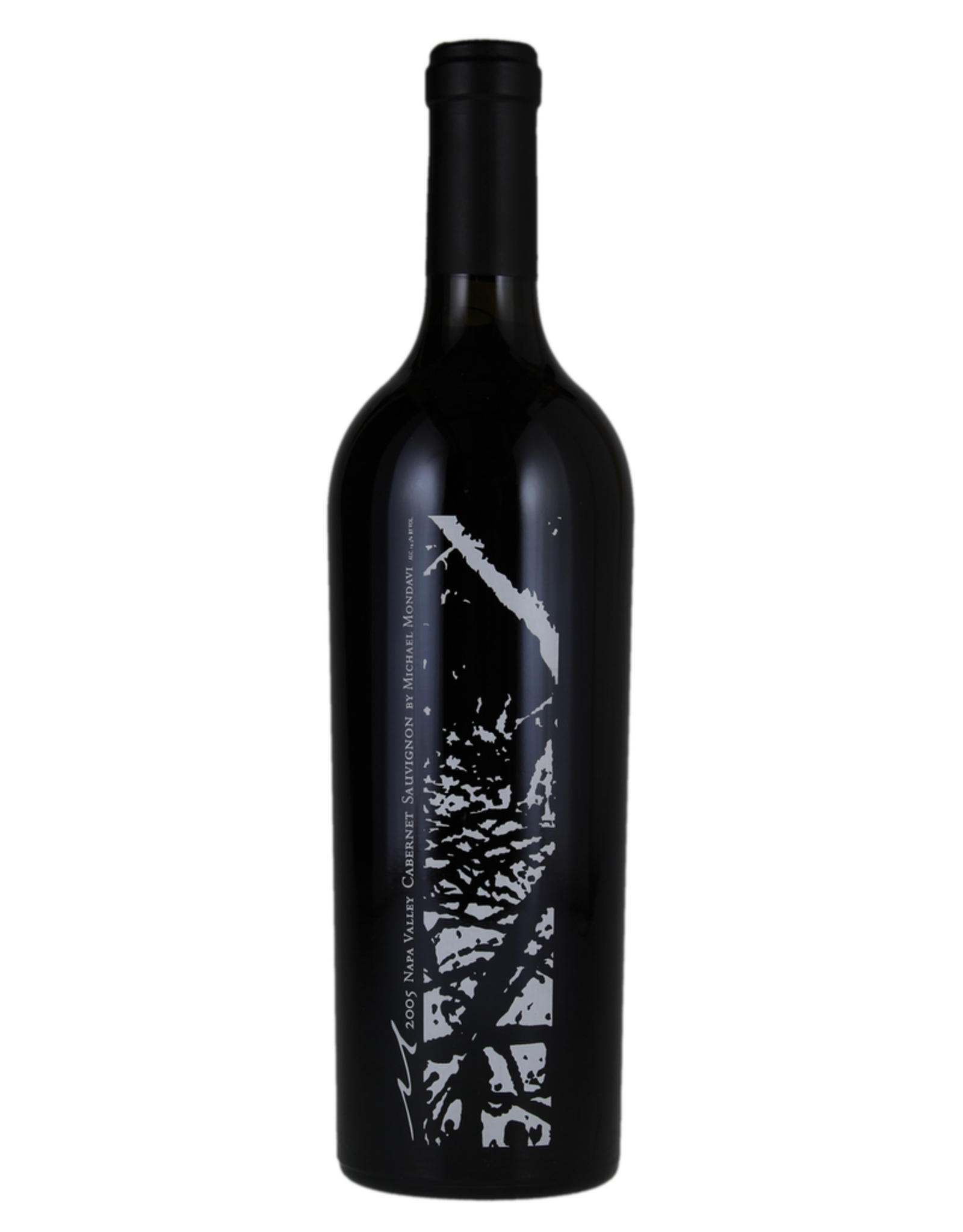 Red Wine 2005, M by Michael Mondavi, Cabernet Sauvignon, Animo Vineyard Atlas Peak, Napa Valley, California, 14.3% Alc, CT91.7