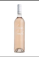 Rose Wine 2019, Love by Chateau Leoube , Rose, Cotes De Provence, Provence, France, 13% Alc, CTnr, TW92