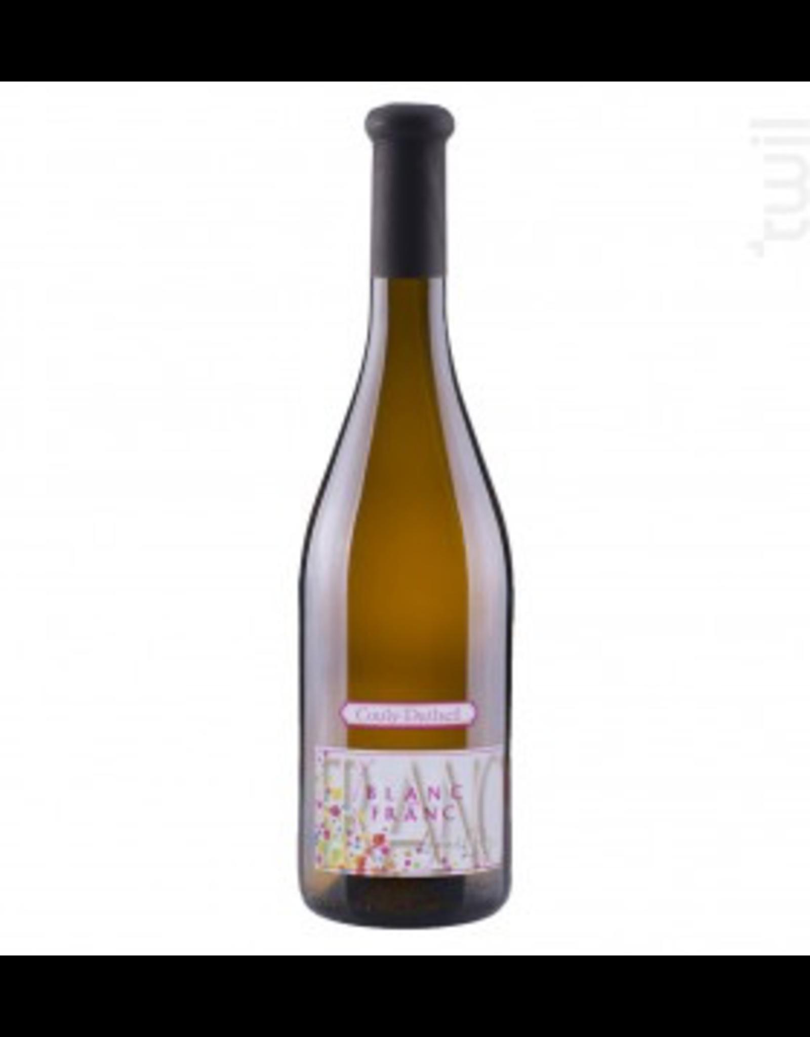 Rose Wine 2018, Couly Dutheil Blanc de Franc Rose, Cabernet Franc, Chinon, Loire Valley, France, 14.5% Alc, CTnr, TW92