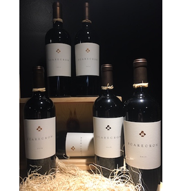 Red Wine 2012-2017 VERTICAL, Scarecrow, Cabernet Sauvignon