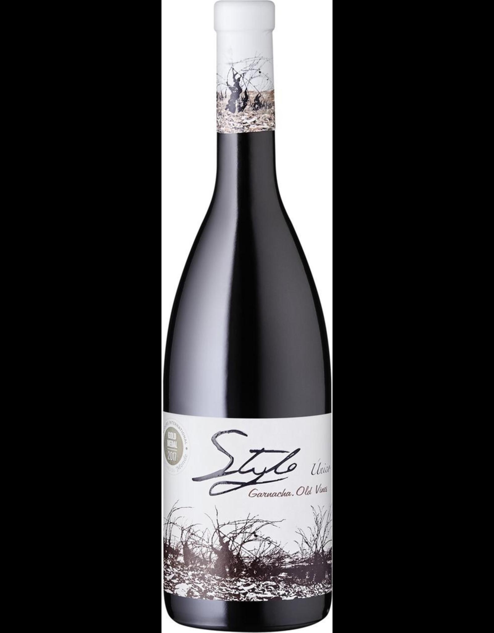 Red Wine 2014, Stylo Old Vines, Grenache, Catayud,  Catalunya, Spain, 14.0% Alc, CTnr, TW94