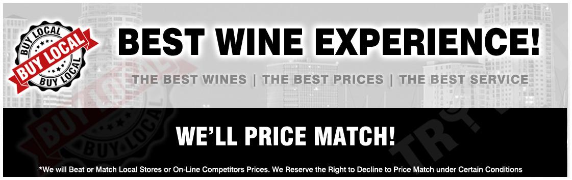 LOWEST PRICE ON WINE