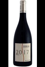 Red Wine 2017, Chateau Les Bugadelles, Red Syrah Blend, Pays D'OC, Languedoc Roussillon, Sud De France, 14.5% Alc, CTnr