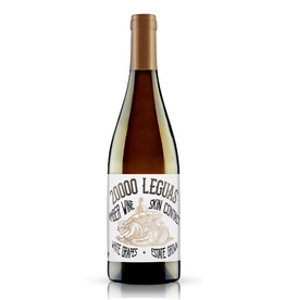 White Wine 2019, 20000 Leguas Orange Wine by Dominico de Punctum, Rare While Blend