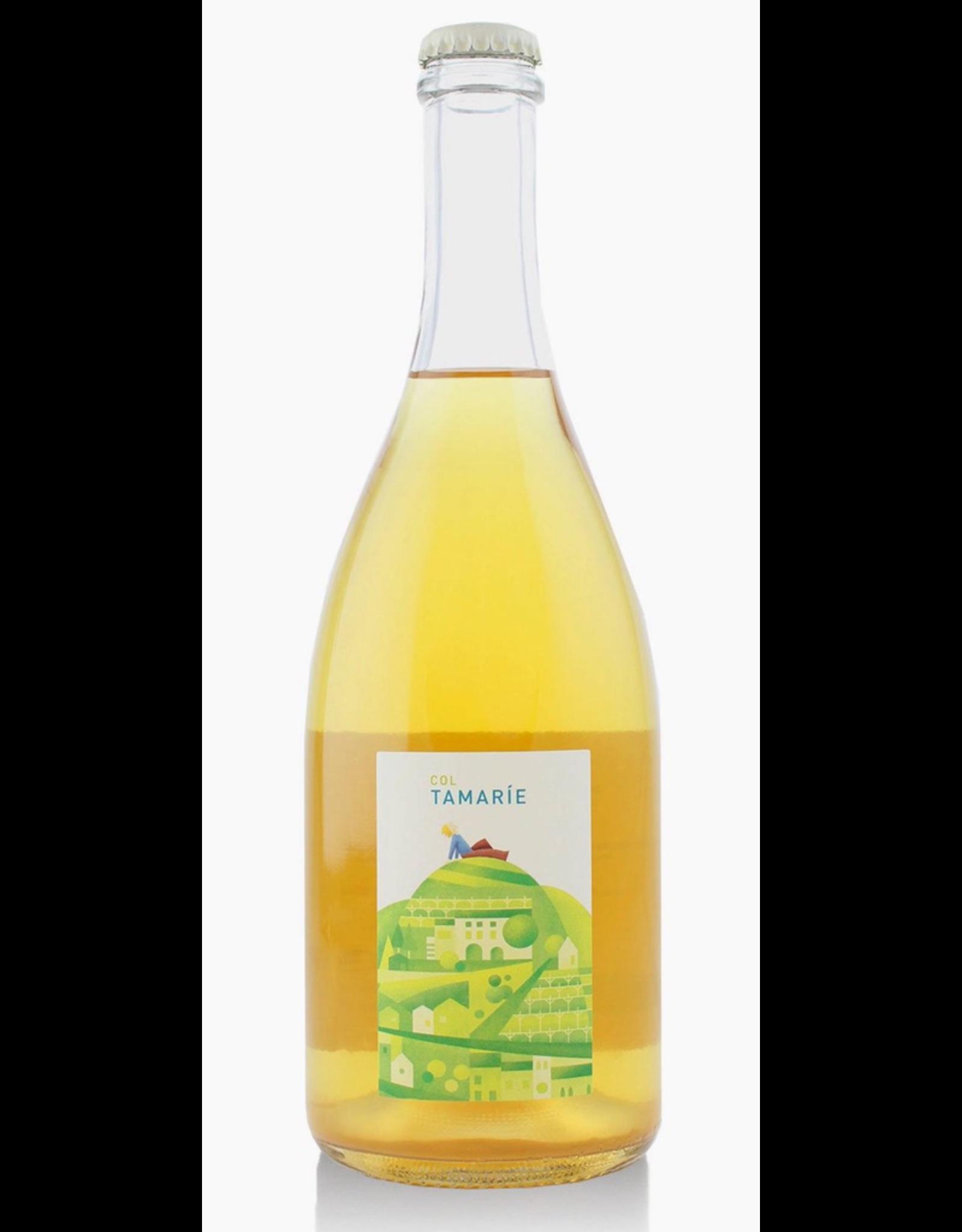 White Wine 2017, Col Tamarie by Vigna San Lorenzo, Rare White PET-Nat, Glera, Boschera Perera Bianchetta Grapariol Verdiso Marzemina Bianca, Venezie, Veneto, Italy, 11.5% Alc, CT93