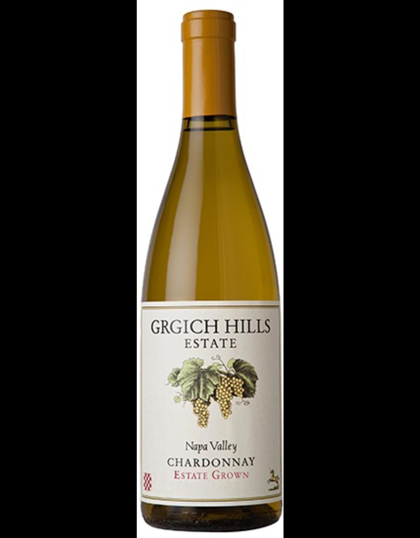White Wine NV, Grgich Hills Estate, Chardonnay, Napa Valley, Napa, California, 13.55 Alc, CTnr, TW93