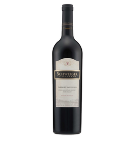 Red Wine 2014, Schweiger Vineyards, Cabernet Sauvignon