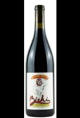 Red Wine 2019, Bichi Flama Roja by Noel Tellez, Rare Red Blend of Cabernet Sauvignon Tempranillo & Nebbiolo, Tecate, Baja California, Mexico, 13.5% Alc, CTnr