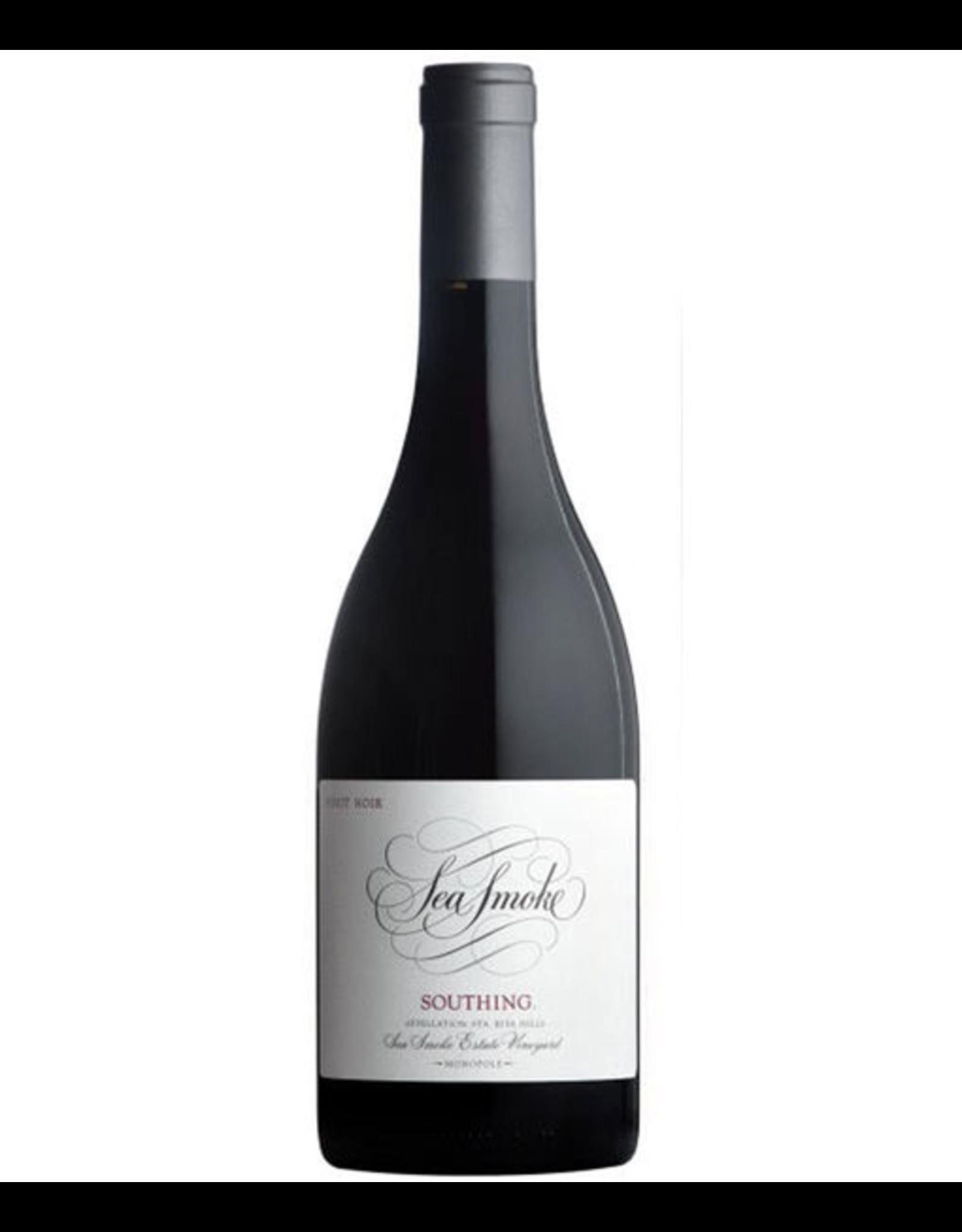 Red Wine 2018, Sea Smoke Southing, Pinot Noir, Sta. Rita Hills, Central Coast, California, 14.5% Alc, CTnr