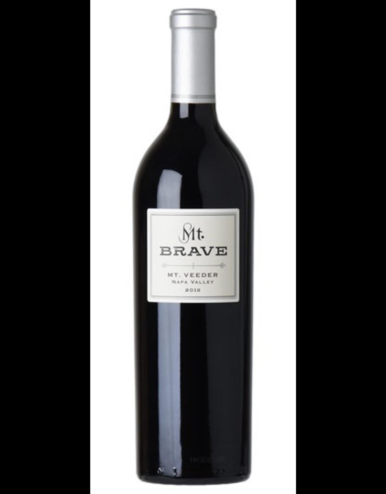 Red Wine 2016, Mt. Brave, Cabernet Sauvignon, Mt. Veeder, Napa Valley, California, % Alc, CTnr