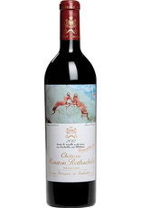 Red Wine 2012, Chateau Mouton-Rothschild 1st Growth, Red Bordeaux Blend, Pauillac, Bordeaux, France, 13% Alc, CT