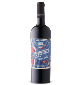 Red Wine 2018, Punctum, Tempranillo