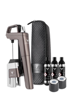 Misc. Coravin Model Six LE - Mica - Wine Pouring System, with 3 Coravin PURE Capsules, Carry Case and 2 Srew caps