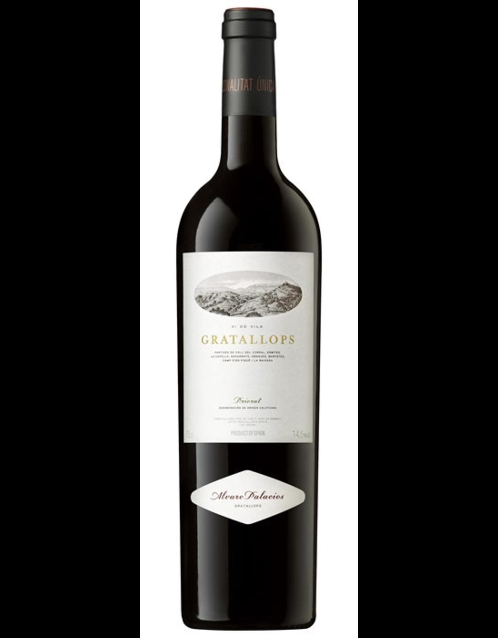 Red Wine 2017, Alvaro Palacios Gratallops, Red Blend, Priorat,  Catalunya, Spain, 14.1-16% Alc, CTnr