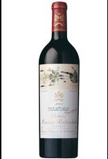 Red Wine 2005, Chateau Mouton-Rothschild 1st Growth, Red Bordeaux Blend, Pauillac, Bordeaux, France, 13.55% Alc, CT95.3 RP98