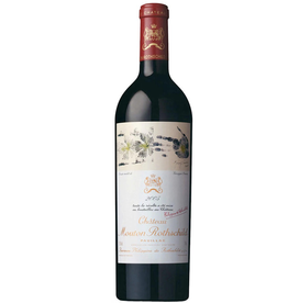 Red Wine 2005, Mouton-Rothschild, Pauillac