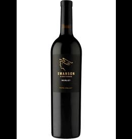 Red Wine 2018, Swanson Vineyards, Merlot