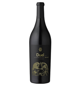 Red Wine 2018, Duel by Darioush, Cabernet/Shiraz Blend