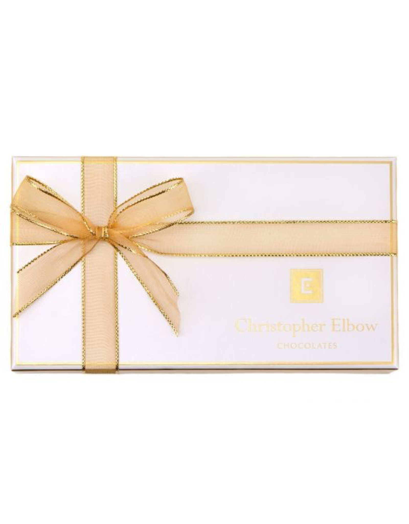 Chocolates Christopher Elbow, 8 Piece Winter Collection Box Assorted
