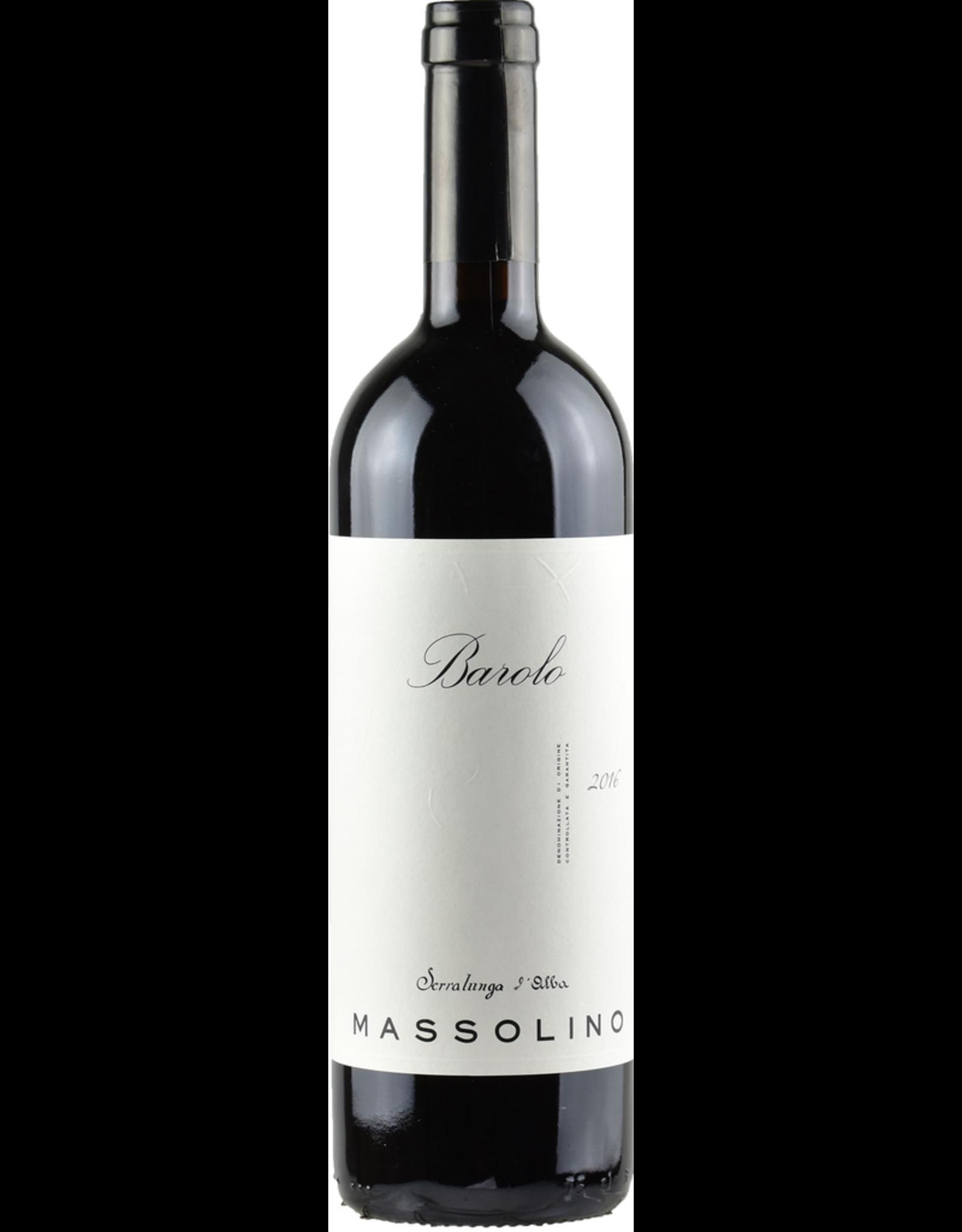 Red Wine 2016, Massolino, Nebbiolo, Barolo Serralunga, Piemonte, Italy, 14% Alc, #7 Wine Spectator TOP 100 2020 CTnr WS95 RP94