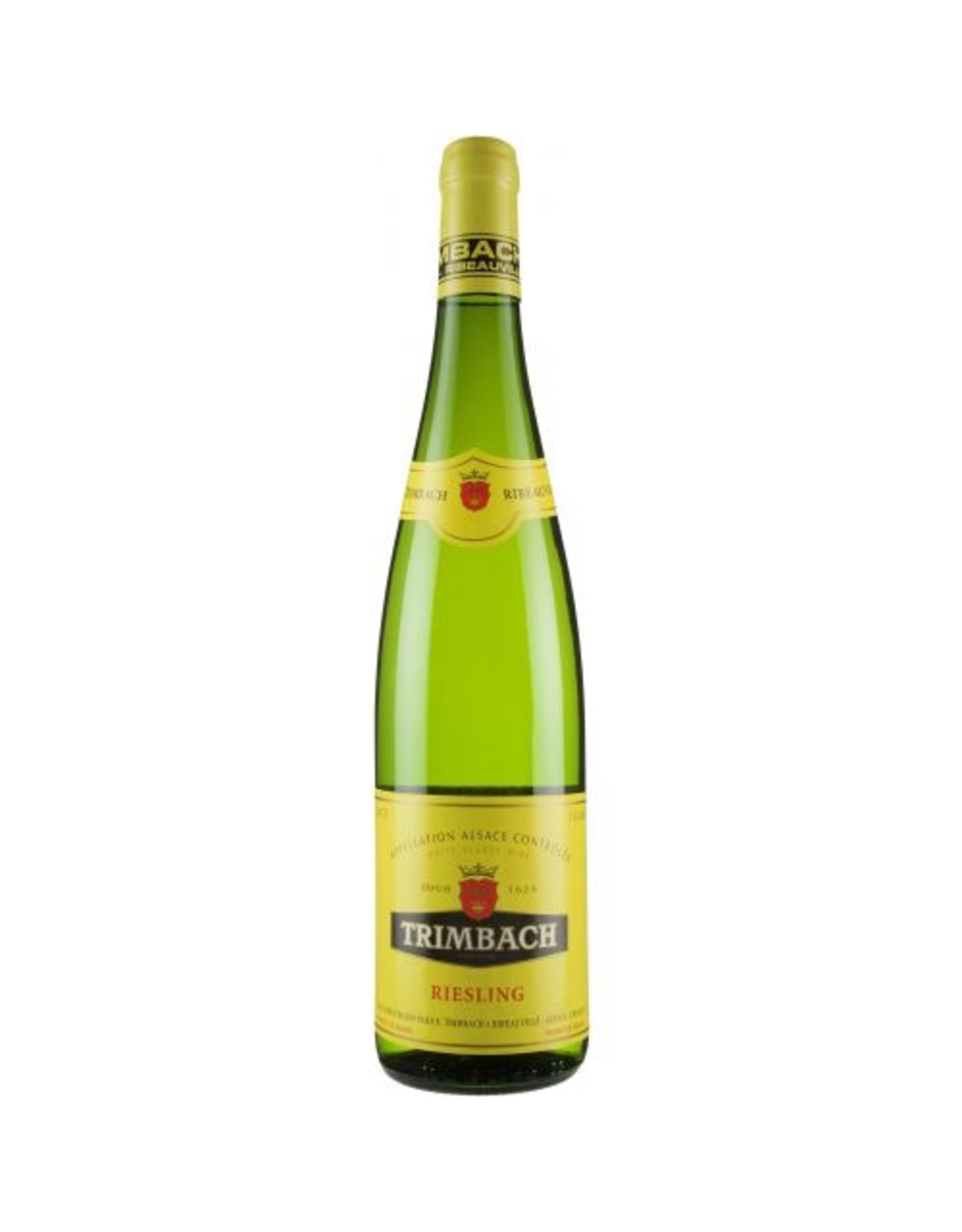 White Wine 2018, Trimbach, Rieseling, Alsace, Alsace, France, 13% Alc, CTnr TW91