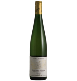 White Wine 2013, Trimbach Grand Cru Geisberg, Rieseling