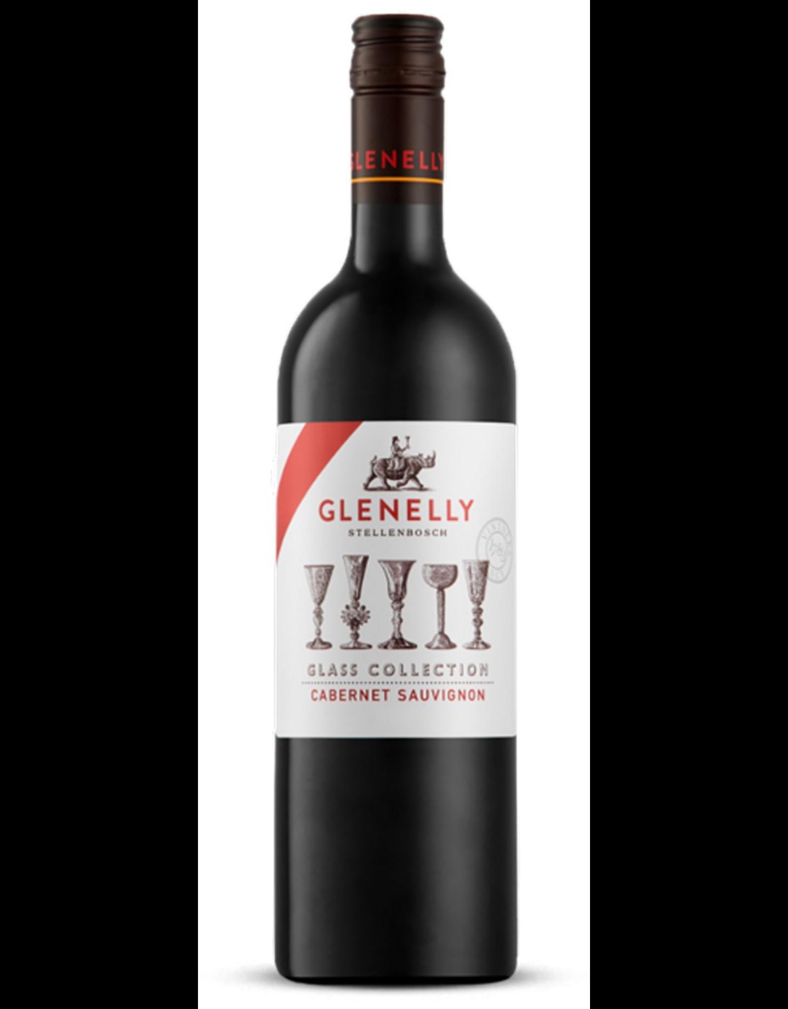 Red Wine 2018, Glenelly Glass Collection, Cabernet Sauvignon, Stellenbosh, Coastal Region, South Africa, 14% Alc, CTnr