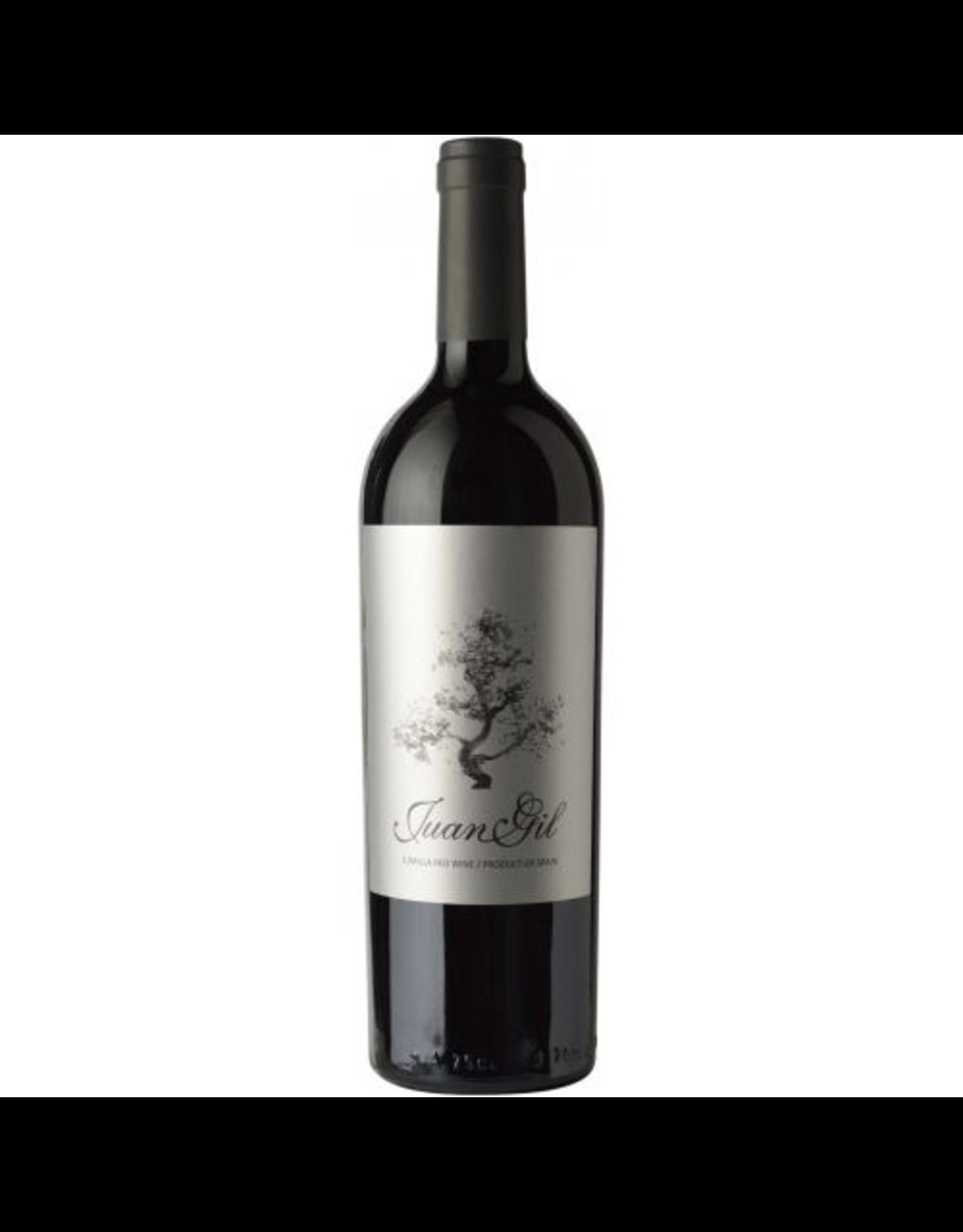 Red Wine 2018, Juan Gil Silver Label, Monastrell, Jumilla, Spain, 15.0% Alc, CTnr, TW91