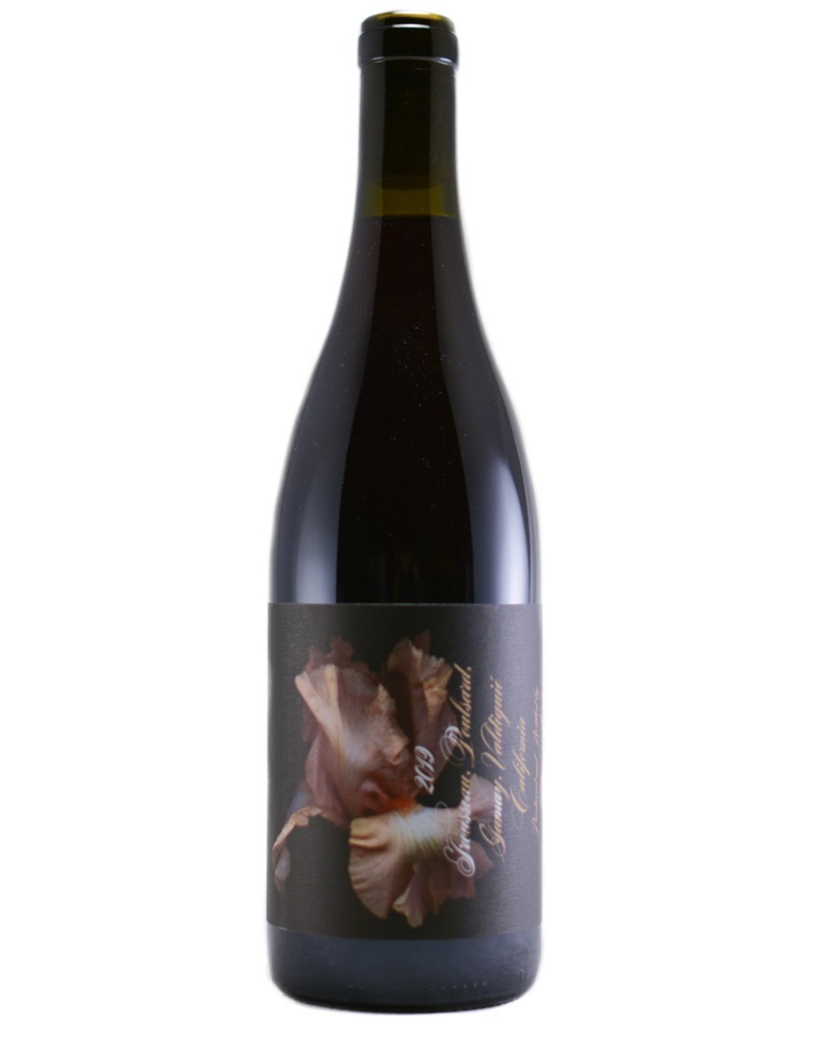 Red Wine 2019, Jolie-Laide Trousseau Poulsard, Red Blend TROUSSEAU NOIR, POULSARD, GAMAY, VALDIGUIÉ, Sebastopol, North Coast, California, 12.3% Alc, CTnr