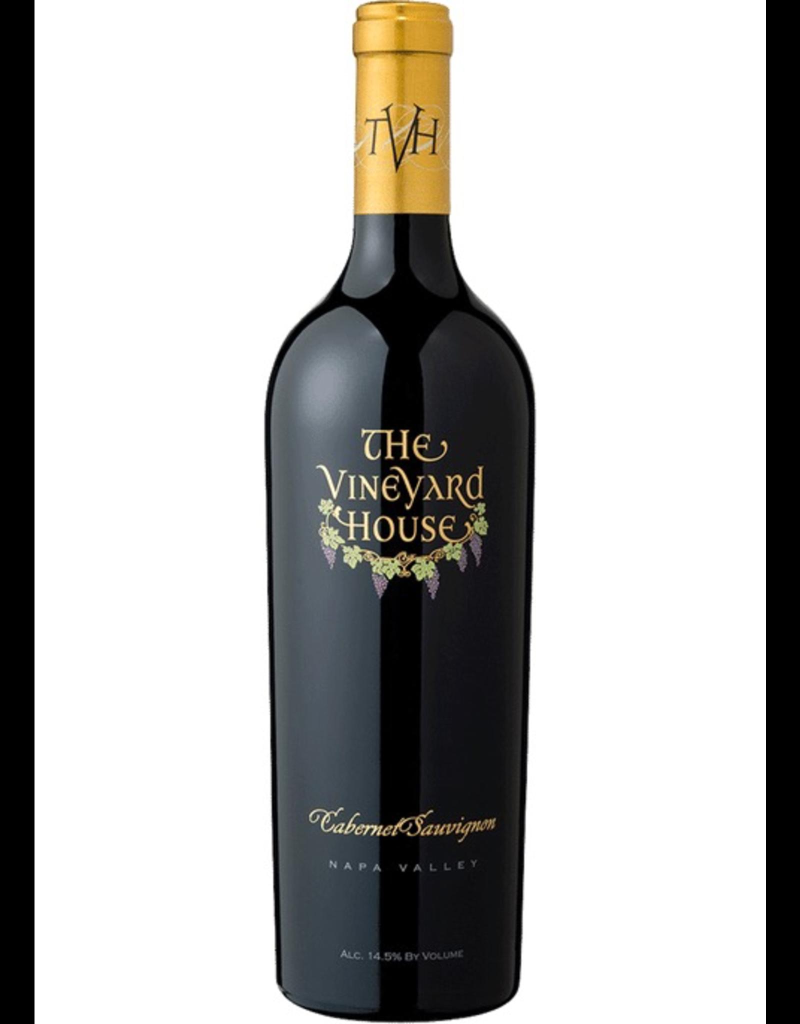 Red Wine 2016, TVH The Vineyard House by Jeremy Nickel Cellars HW Grabbs Hermosa (Estate) Vineyard, Cabernet Sauvignon, Oakville, Napa Valley, California, 14.5% Alc, CTnr